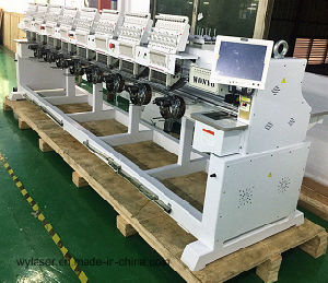 8 Head Commercial Hat Embroidery Machine with Multi Needle for Sale Wy908c pictures & photos