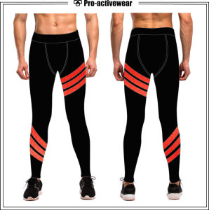 High Waist Women Soft Running Tights for Sports pictures & photos