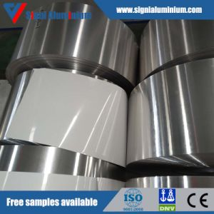 3003 Lubricated Aluminum Foil Coil for Spiral Duct Material pictures & photos