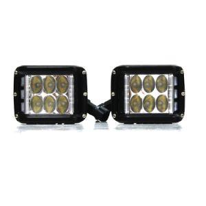 LED6458 45W Side Shot Pod Cubes Led′s LED Work Light off Road LED Light Driving Light UTV Rzr Truck Jeep pictures & photos