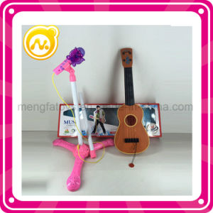 Beautiful Music Microphone Kids Toys pictures & photos
