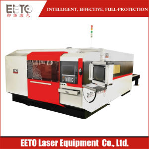 2000W CNC Fiber Cutting Machine for Metal Cutting (FLX3015-2000W) pictures & photos