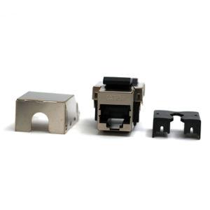 Keystone Module Cat5e UTP or Shield Fluke Test pictures & photos