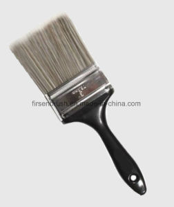 Tapered Filament Paint Brush with Black Plastic Hand pictures & photos