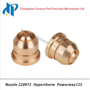 Nozzle 220975 for Powermax 125 Plasma Cutting Torch Consumables 125A pictures & photos