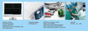 New Mould 15 Inch Patient Monitor for Veterinary Clinic pictures & photos