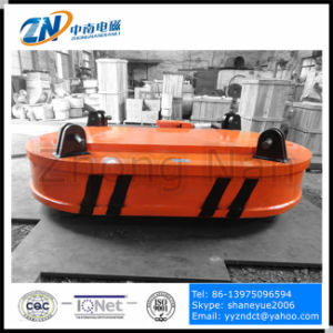 Crane Suiting Magnet for Conveyor Belt Scrap Lifting MW61-140100L/1 pictures & photos