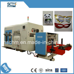 Hand Feed Die Cutting Machine pictures & photos