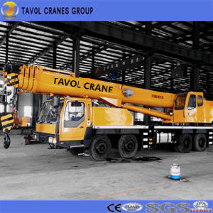 China 4 Section Arm Qly20 Hot Sale 20t Crane Truck Truck Crane pictures & photos