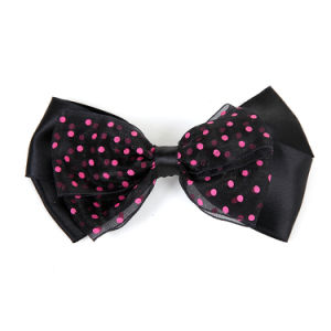 Fashion Grosgrain Ribbon Bow for Women pictures & photos