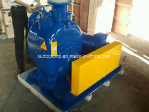 Self-Priming Trash Pump with Pulley and Baseplate pictures & photos
