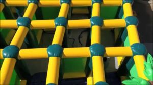 Inflatable Giant Jungle Maze for Adult Sports pictures & photos