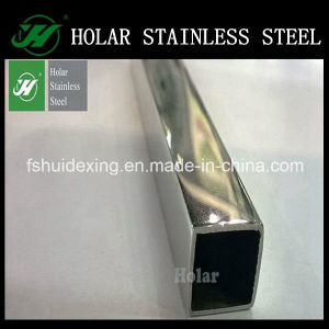 Square Stainless Steel Pipe pictures & photos