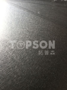 201 304 316 Decorative Stainless Steel Plate with Vibration Finish for Project