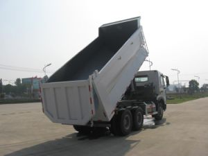 Sinotruk 420HP Luxury Mining Tipping Truck pictures & photos