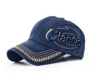 Heavy Cotton Promotional Baseball Cap with Logo Printing or Embroidered pictures & photos
