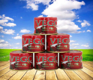 Canned Tomato Paste From China to Senegal pictures & photos