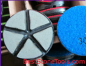 Ceramic Bond Diamond Polishing Pad pictures & photos