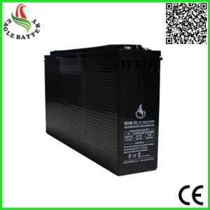 12V 150ah Front Terminal AGM Storage Battery for UPS