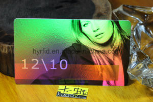 Factory Wholesale PVC RFID Smart Cmyk Printing Business ID Card pictures & photos