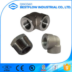 Hot Sale Carbon Steel Socket Weld Forged Elbow pictures & photos