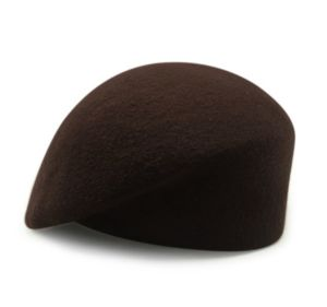 Solid Colour Ladie′s Wool Beret Hat pictures & photos