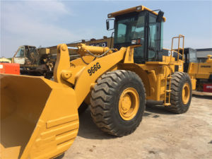 Used Caterpillar 966g Wheel Loader, Cat Loader 966g pictures & photos