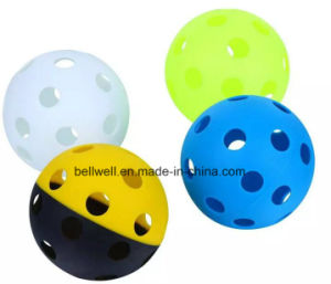 High Visibility Pickleball with 40 Holes pictures & photos