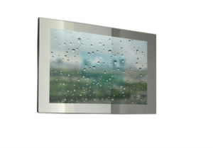 Kontech 27 Inch Popular Hotel Bathroom Digital Mirror TV Display pictures & photos