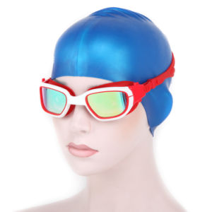 Wearproof Silicone Swimming Glasses for Man and Woman pictures & photos