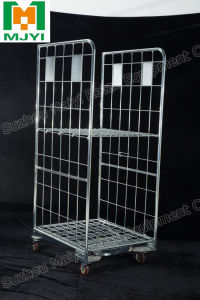 Roll Container Storage Cage pictures & photos