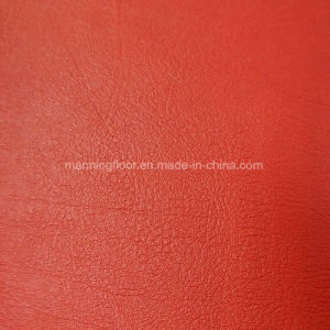 High Quality Indoor Red PVC Flooring Vinyl Sports Floor for Table Tennis 4.5m pictures & photos