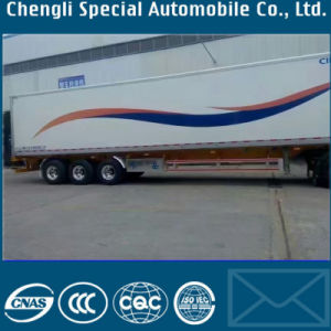 Food Cargo Transport Refrigerated Semi Trailer pictures & photos