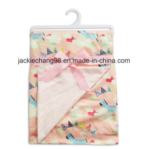 Printed Micromink Baby Blanket Sft01bb163 pictures & photos