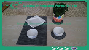 Customized Rubber Placemats Antiskid High Temperature Resistance pictures & photos