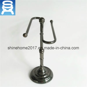 Manufacturers Fashion Style Bronze Electroplated Bathroom Towel Rail, Towel Holder, Towel Rack pictures & photos