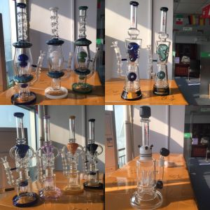 2017 Newest Glass Water Pipe Thick Hand Blown Glass Bonginglass Hbking Smoking Pipe for Wholesale pictures & photos
