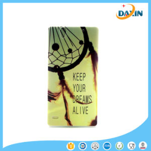 Cute Silicon Back Skin Cover for Sony Phone Shell pictures & photos