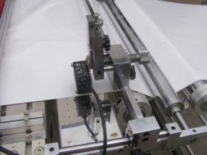 Automatic High Speed Plastic PVC Pec Film Slitting Machine pictures & photos