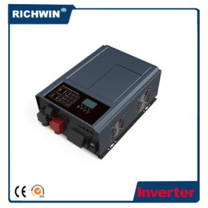 2kVA~5kVA Low Frequency on/off Grid Hybrid Solar Inverter with Inbuilt MPPT Controller pictures & photos