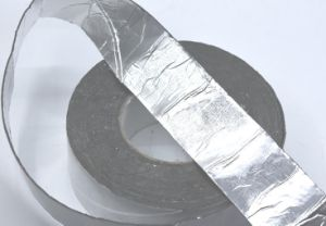 Single Sided Aluminum Faced Butyl Tape pictures & photos