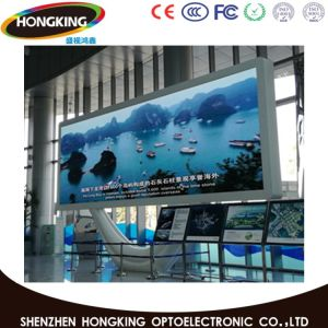 High Resolution P6 Indoor Full Color LED Screen for Advertising pictures & photos