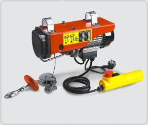 Supply Wire Rope Hoist Construction Machinery pictures & photos