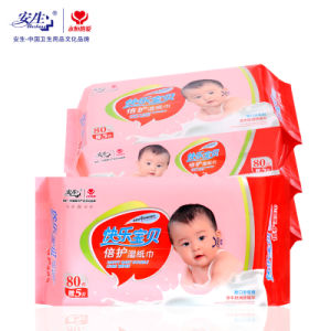 Hygiene Skin/Hip Care FDA Aproved Gentle Wet Cleaning Baby Wipes pictures & photos