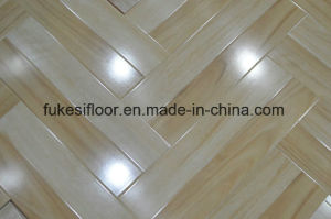 Herringbone Lamiante Flooring pictures & photos