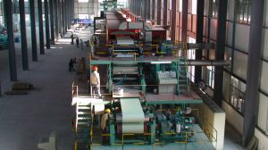 Galvanized Steel Plate Color Coating Production Line pictures & photos