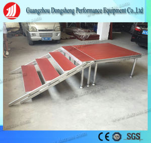 Outdoor Performance Aluminum Stage, Event Stage System for Sale pictures & photos