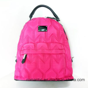 Brand Designer Lady Nylon Backpack Women Traveling Bag (NMDK-040602) pictures & photos