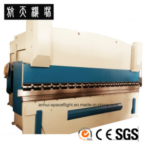 WC67 hydraulic press brake machine, hydraulic power, new congdition, China export pictures & photos