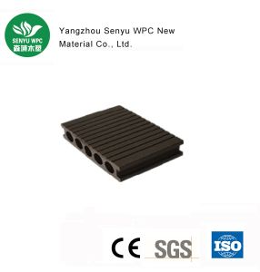 140*30 Hollow WPC Wood Plastic Composite Decking pictures & photos